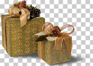 Christmas Decoration Decorative Box Gift PNG