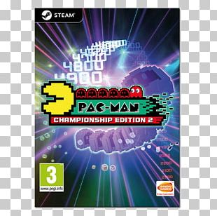 Pac-Man Championship Edition 2 Pac-Man 2: The New Adventures Bandai Namco Entertainment PNG