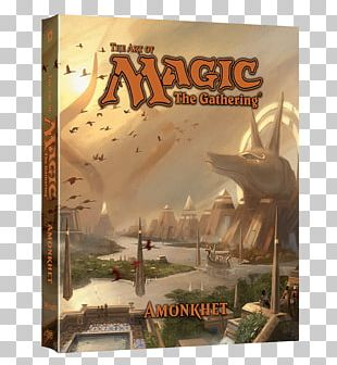 The Art Of Magic: The Gathering PNG