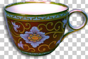 Coffee Cup Ceramic Pottery Saucer Mug PNG