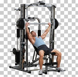 Smith Machine Fitness Centre Spotting Exercise Equipment Physical Exercise PNG
