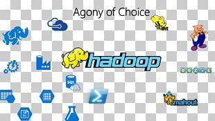 Big Data Apache Hadoop Microsoft Azure Logo PNG