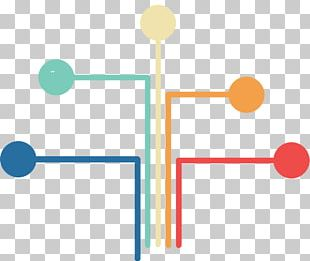 Infographic Polygonal Chain PNG