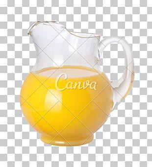 Orange Juice Milk Lemonade Orange Drink PNG
