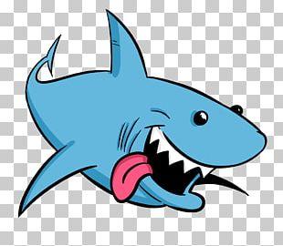Shark Animation Drawing Cartoon PNG