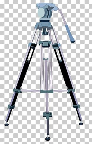 Tripod Video Cameras Professional Video Camera PNG