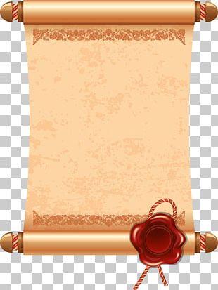 Paper School Manuscript PNG