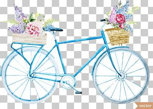 Bicycle Drawing Stock Illustration Stock Photography PNG