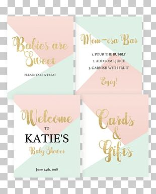 Wedding Invitation Baby Shower Infant Party YouTube PNG