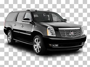 Lincoln Town Car Luxury Vehicle Cadillac Escalade Limousine PNG