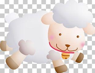 Sheep Infant Cartoon PNG