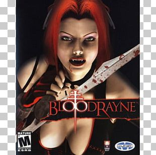 BloodRayne 2 PlayStation 2 GameCube PNG