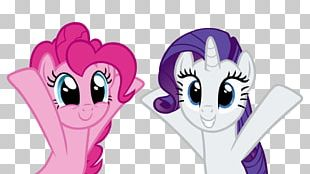 Rarity Pinkie Pie Twilight Sparkle Rainbow Dash YouTube PNG