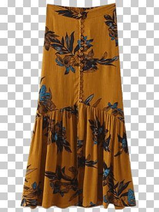 Boho-chic Skirt Fashion Dress Clothing PNG