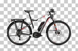 Haibike XDURO FatSix Electric Bike Electric Bicycle Pedelec PNG