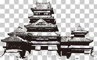Matsumoto Castle Japanese Castle No Japanese Architecture PNG