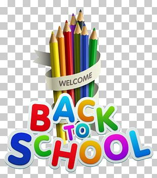 Back To School Transparent Decor PNG
