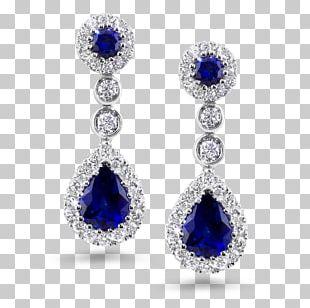 Earring Diamond Jewellery Cubic Zirconia Carat PNG