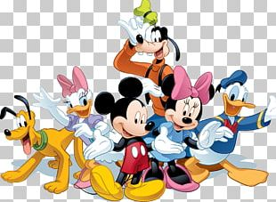 Mickey Mouse Donald Duck The Walt Disney Company Minnie Mouse Goofy PNG