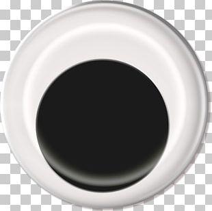 Googly Eyes Circle PNG