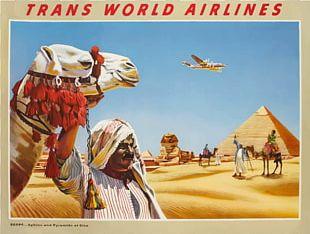 Cairo Poster Printmaking Art PNG