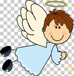 Baptism First Communion Angel Child PNG