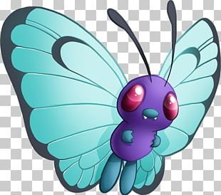 Brush-footed Butterflies Butterfree Butterfly Insect PNG
