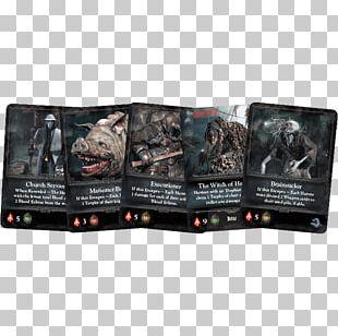 Bloodborne Card Game Set Board Game PNG