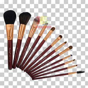 Brush Cosmetics Make-up Artist Face Powder Eye Shadow PNG