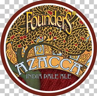 Founders Brewing Company India Pale Ale Beer Brewing Grains & Malts Founders Azacca IPA PNG