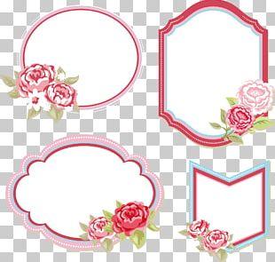 Frame Flower Decorative Arts PNG