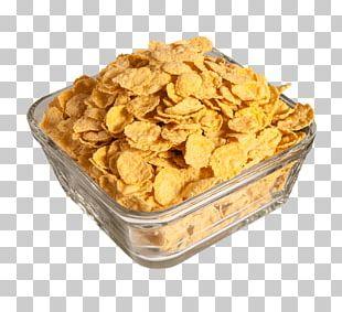 Corn Flakes Breakfast Cereal Junk Food Snack PNG