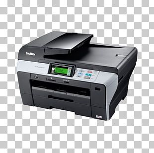 Multi-function Printer Brother Industries Device Driver Inkjet Printing PNG