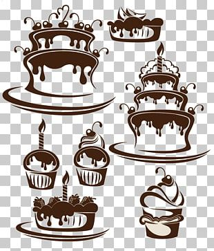 Wedding Cake Christmas Cake Chocolate Cake Birthday Cake PNG