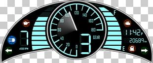 Motor Vehicle Speedometers Dashboard Motorcycle Electronic Instrument Cluster PNG