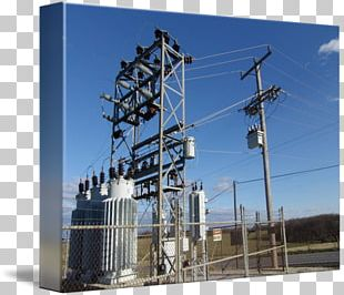 Transformer Recloser Electrical Substation Electric Power Distribution Energy PNG