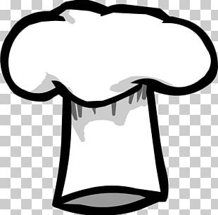 Chef's Uniform Hat Stock Photography PNG
