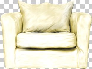Wing Chair Couch PNG