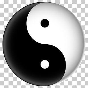 Yin And Yang PNG