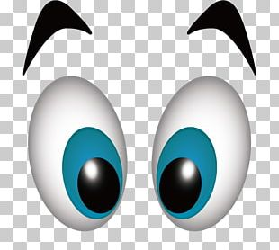 Eye Cartoon Computer File PNG