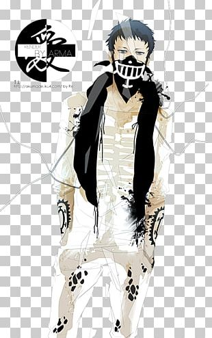 Trafalgar D. Water Law Monkey D. Luffy Roronoa Zoro One Piece Fan Art PNG