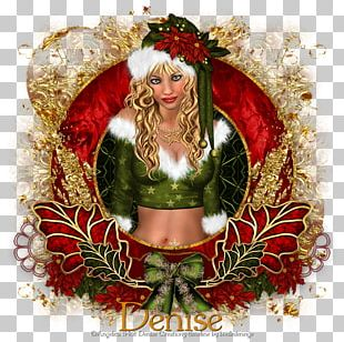 Christmas Ornament Character Tree Fiction PNG