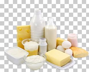Milk Cream Dairy Products Food Group PNG