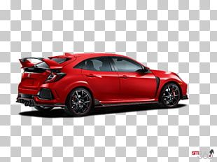 2018 Honda Civic Type R Car Honda Motor Company 2018 Honda Civic Sport PNG