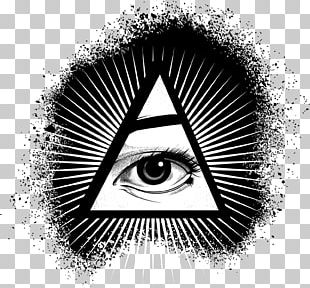 Illuminati Eye Of Providence PNG