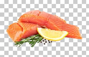 Salmon Meat Raw Format PNG