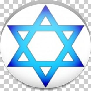 Star Of David Flag Of Israel Judaism Jewish Symbolism PNG