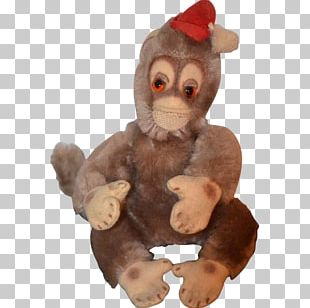 Stuffed Animals & Cuddly Toys Monkey Plush Snout PNG