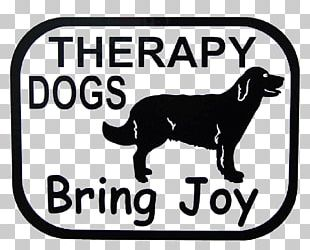 Therapy Dog Cat Logo Mammal PNG