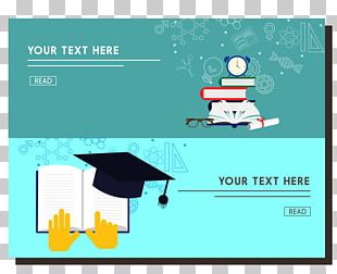 Education Web Banner School PNG